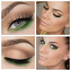Green under.