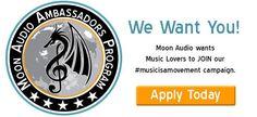 Moon Audio hifi Ambassadors Program