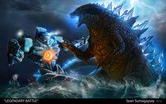 Legendary Battle 3.0 by Sean Sumagaysay