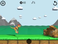 Bop 'n' Hop - Endless Arcade Pogo Hopper  https://appsto.re/my/zbaucb.i