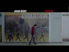 WARM BODIES - Trailer #2 Coming February 1, 2013  Really want to see this!!