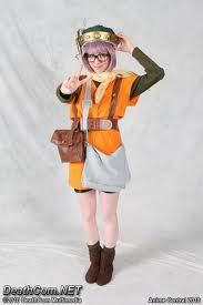 Image result for chrono trigger lucca cosplay