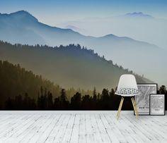 Mountain Mist Tapet