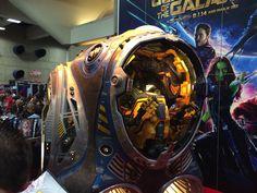 20 cosas cool de la Comic Con 2014 - Echandola