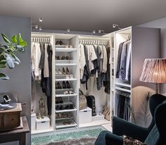 167 Best Home Closet Images In 2018 Dressing Room Walk In