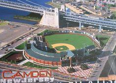 Camden NJ - Riversharks field owned by Rutgers University.