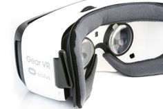 Michael Carthy uses Samsung's Gear VR headset, which sells for under £100.