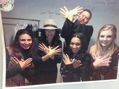 Channing Tatum and His wife Jenna (A Pi Phi Alum!) doing a Pi Phi Throw What You know! #piphi #pibetaphi
