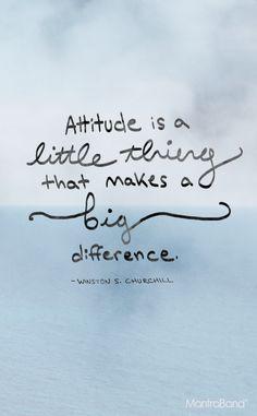 Attitude — MantraBand® Bracelets