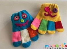 This is a craft idea to help promote a winter hat and mitten drive. Everyone can donate gloves to a local shelter and the kids in class can make a Mitten Monster to take home as a reminder.  Mitten Monsters | Mr. Mark's Classroom #GloveDrive #HatsForWinter #KidMin #MrMarksClassroom Mission Projects, Love Drive, Literacy Activities, Holiday Crafts, Mittens, Shelter, Monsters, Gloves, Winter Hats