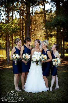 Fall | Wedding Photos | Wedding Ideas | Dayton Wedding Photography | Nixon Photography