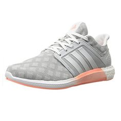 low priced 08437 7a063 adidas Performance Womens Solar RNR Running ShoeClear Onix Grey  GreyWhiteSun Glow M US -- You can get additional details at the image link. Women  Shoes