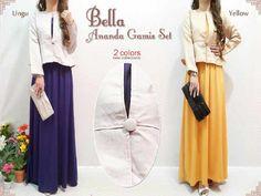 Baju Maxi Bella Amanda R784