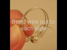 Walk-through how to make a ring