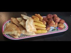 Tray of Mini Potatos Stuffed ,Mini Empanadas , Corn Fritters (Apetizeres ) Puerto Rican Cuisine, Puerto Rican Recipes, Puerto Rican Appetizers, Corn Fritters, Puerto Ricans, Empanadas, Christmas Traditions, Carne, Tray