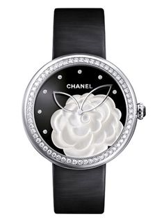 Watch price upon request, Chanel; (800) 550-0005.
