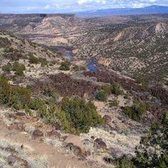 Santa Fe day hike