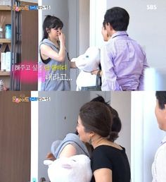 """Jo Se Ho's Mother Comforts Park Bom on """"Roommate""""--This was the cutest episode ever <3"""