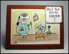 MMTPT296 - ...nurse Curt by your side...