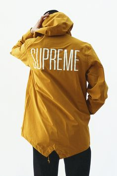 Supreme 2013 Spring/Summer Lookbook