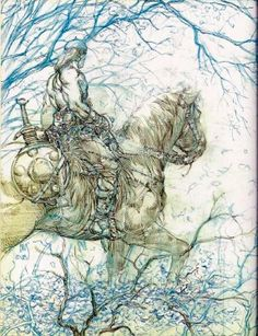 Barry Windsor Smith davidcharlesfoxexpressionism #barrywindsorsmith #comicbooks #comicbookart