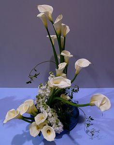 Always loved this type of arrangement