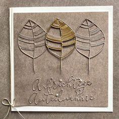 Karten-Kunst » Drei Blätter