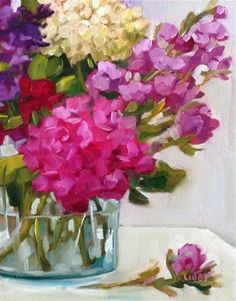 "Daily+Paintworks+-+""Clear+Choice""+-+Original+Fine+Art+for+Sale+-+©+Libby+Anderson"
