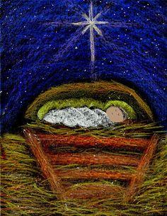 Nativity Nap Time by traqair57, via Flickr