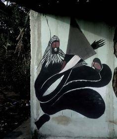 Julio Vieira wall