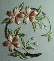 Sashiko Embroidery, Learn Embroidery, Japanese Embroidery, Hand Embroidery Stitches, Hand Embroidery Designs, Floral Embroidery, Machine Embroidery, Hand Embroidery Tutorial, Hand Embroidery Flowers