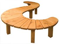 Hello Thought it would be fun to post a few photos of garden benches for inspiration for the LJ summer contest Garden Furniture, Outdoor Furniture, Outdoor Decor, Curved Bench, Outdoor Kitchen Design, Lawn And Garden, Painted Furniture, Woodworking, Garden Benches