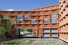 Edificio Carmen Martín Gaite, Madrid