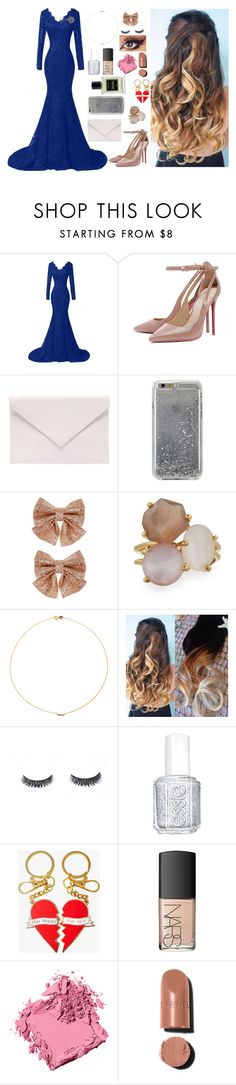 """""""PARTY LIKE A QUEEN"""" by jamie-tiu ❤ liked on Polyvore featuring Verali, Agent 18, Monsoon, Ippolita, Sole Society, Essie, NARS Cosmetics, Bobbi Brown Cosmetics and Jardins D'Écrivains"""