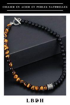Passionnés de mode, nous avons souhaité mettre à l'honneur les bijoux masculins sur notre site #LBDH. Moderne et chic sont nos maîtres mots ! #accessoire #homme #mode Gentleman, Bracelets, Jewelry, Man Jewelry, Words, Jewlery, Jewerly, Gentleman Style, Schmuck
