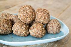 Kruimelige pecannoot koekjes - Healthy pecan cookies