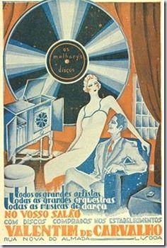 1930's Ad | Portugal