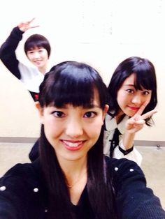 sazaeallstars:  ドジっ子☻ 飯窪春菜|モーニング娘。'14 天気組オフィシャルブログ Powered by...
