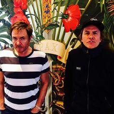 """Mi piace"": 3,080, commenti: 59 - Duran Duran (@duranduran) su Instagram: ""Grand Floridians. #duranduran #papergodstour"""
