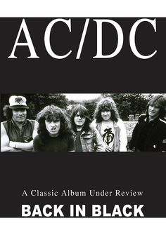 AC/DC    Oh , the times we had- the best party album ever!