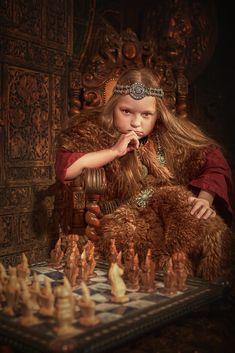 art nouveau, the young chess master Children Photography, Portrait Photography, Dark Portrait, Fine Art, People, Chess, Painting, Art Nouveau, Kids