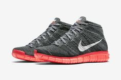 "Nike Free Flyknit Chukka ""Hot Lava"" - SneakerNews.com Nike Shoes Outlet 4d0ce3e2848"