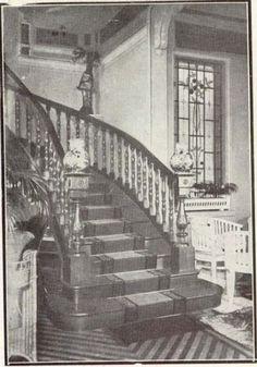 14 jun 1918 B - Copia Sp City, Sao Paulo Brazil, Villa, Vintage Architecture, Old Houses, Old Photos, Abandoned, Deco, Nostalgia