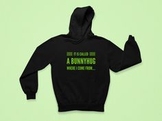 Saskatchewan Unisex Bunnyhug, It's Called A Bunnyhug Where I Come From, Sask Pride Bunnyhug, Gift For Saskatchewan Person by FunTeazz on Etsy Put On, Cool T Shirts, Marketing And Advertising, Pride, Unisex, Hoodies, Trending Outfits, Gift, Fun