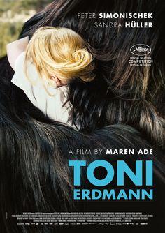 TONI ERDMANN movie review, starring Peter Simonischek and Sandra Huller!
