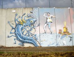 30+ Awe-Inspiring Graffiti Street Art Paintings From Around The World - 25