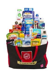 """Win 1 of 3 """"2014 Product of the Year"""" Hampers Worth Over £180! 
