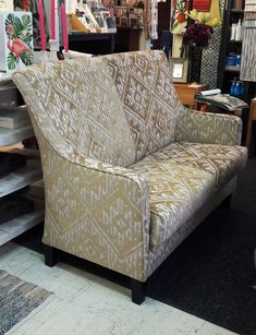 Made to order in a choice of fabrics, leg stains & finishes in New Zealand Sofa Chair, Armchair, Settees, Sofas, Fabrics, Stains, Lounge, It Is Finished, Furniture