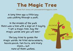 The Magic Tree – Very Short Stories for Kids » YourParentingGuru
