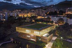 Centre culturel Alb'Oru par Devaux & Devaux Architectes - à lire sur Exe :  #Bastia #culture